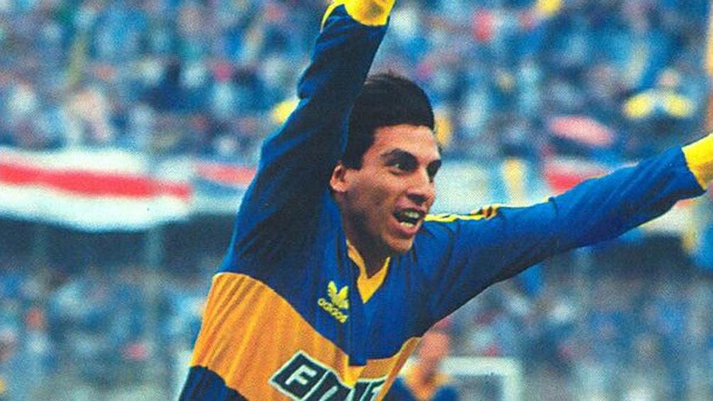 Falleció Alfredo Graciani, goleador de Boca en la década de 1980