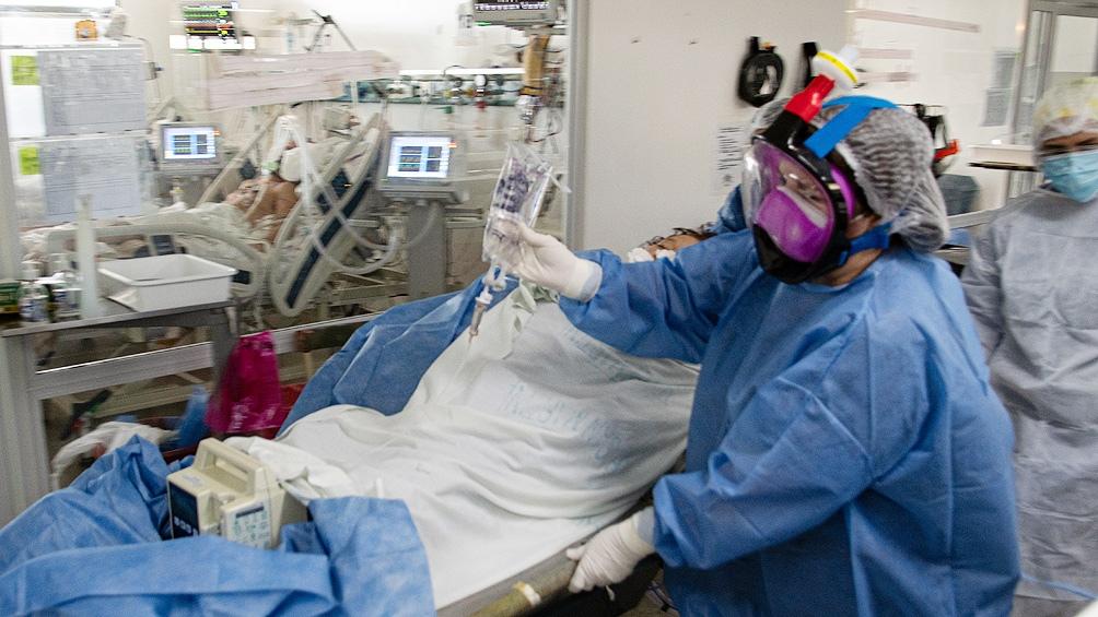 Los casos de coronavirus en la provincia de Buenos Aires ascendieron a 1.187.837.