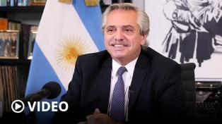 """Fernández pidió un """"sistema de licencias"""" que garantice la oferta global de vacunas"""