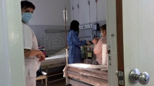 """Refuerzan mecanismos en el sistema de salud del AMBA para evitar el """"desborde"""""""