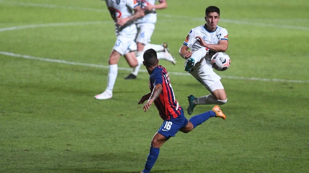 San Lorenzo perdió por 1-0. (Foto: CONMEBOL)