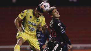 Defensa y Justicia igualó con Independiente del Valle en Quito