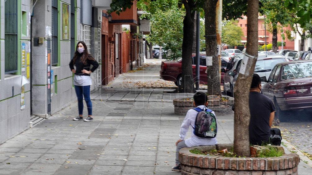 UTE y Ademys paran en la ciudad de Buenos Aires y UDA lo hace en la Capital y en Mendoza.