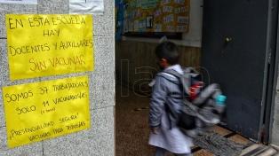 Segunda jornada de paro docente con caravana y radio abierta en CABA