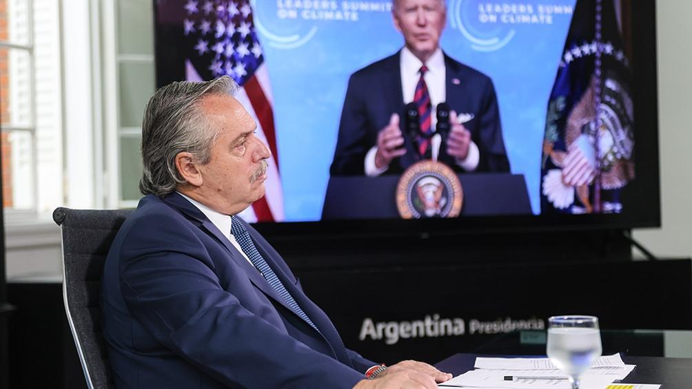 El Presidente participa del Foro de las Principales Economías sobre Energía y Clima