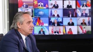 El Presidente disertará en una cumbre latinoamericana sobre cambio climático
