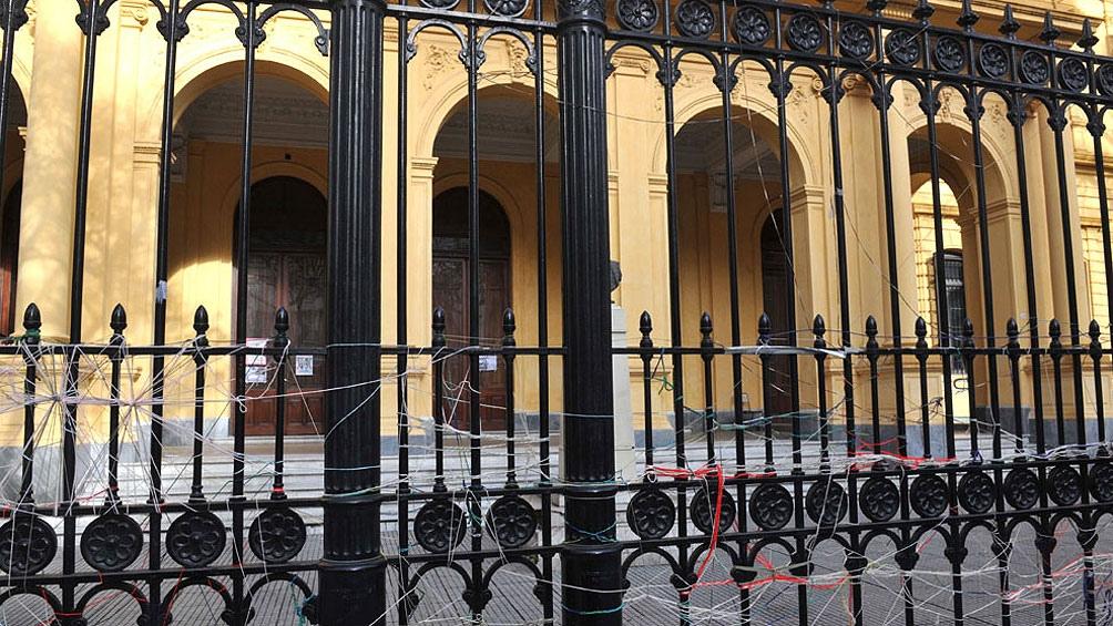 """Entre quienes suscriben el comunicado se encuentran """"Familias Organizadas del Acosta""""."""