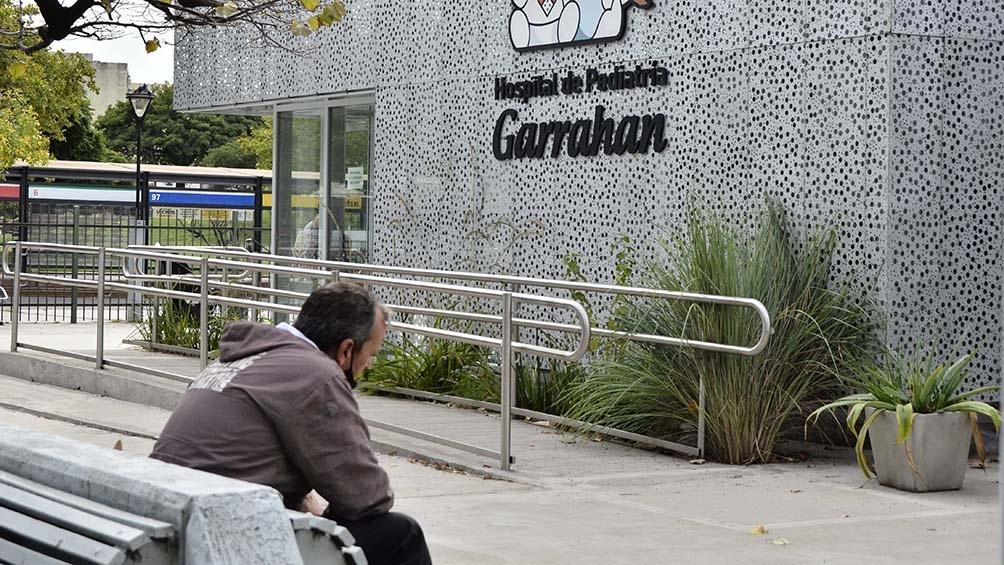 """""""Las salas Covid están al 100 por ciento"""", dijo Rosa Bologna Jefa de Epidemiología del Hospital Garrahan."""