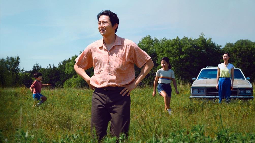 """""""Minari"""", del estadounidense de origen coreano  Lee Isaac Chung, puede ser la sorpresa."""
