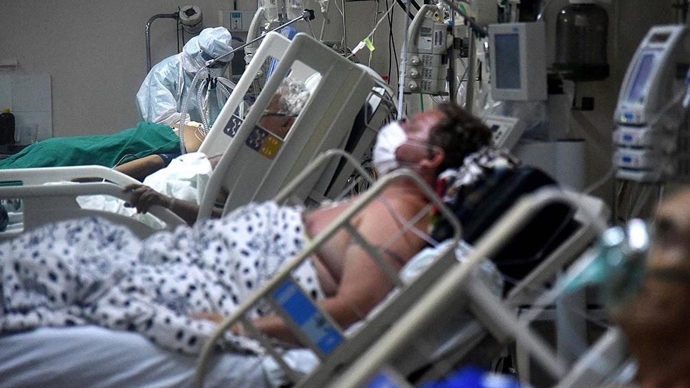 El Ministerio de Salud de Paraguay advirtió hoy que si se mantiene el ritmo de decesos diarios por coronavirus, la Covid-19 pasaría a ser la primera causa de muerte en el país