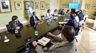 Delibera el gabinete económico en la Casa Rosada