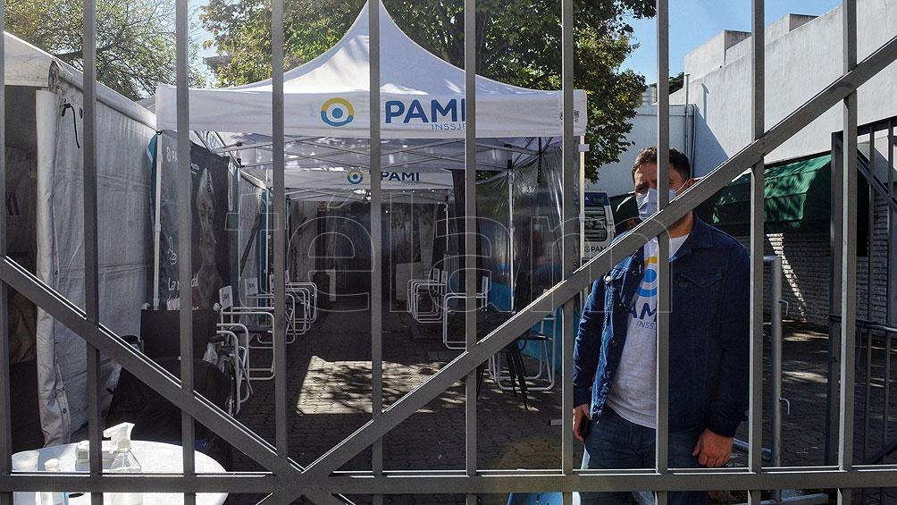 """Volnovich: """"a las sedes del PAMI venían tres de cada diez personas anotadas""""."""