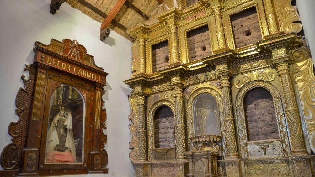 Iglesia San Antonio de Paula.