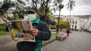 Ecuador inició el estado de emergencia y toque de queda con alto acatamiento