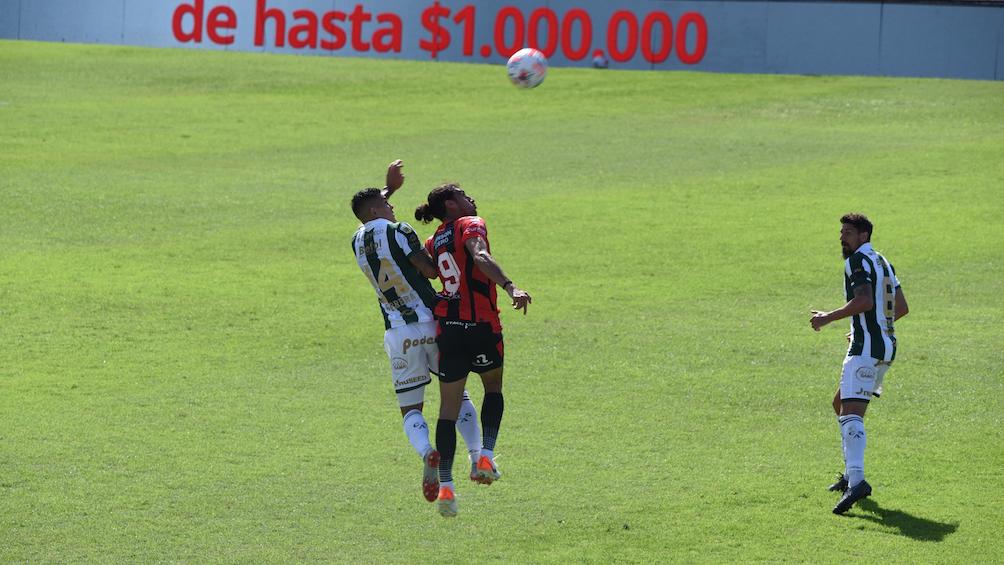 Patronato venció a Sarmiento en Paraná