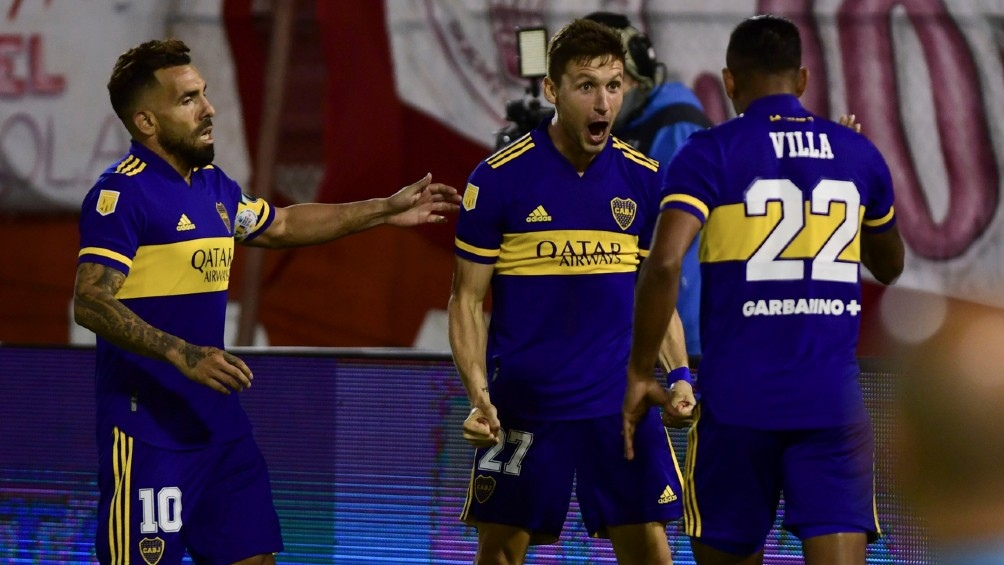 Boca enfrenta a Racing en la segunda semifinal.