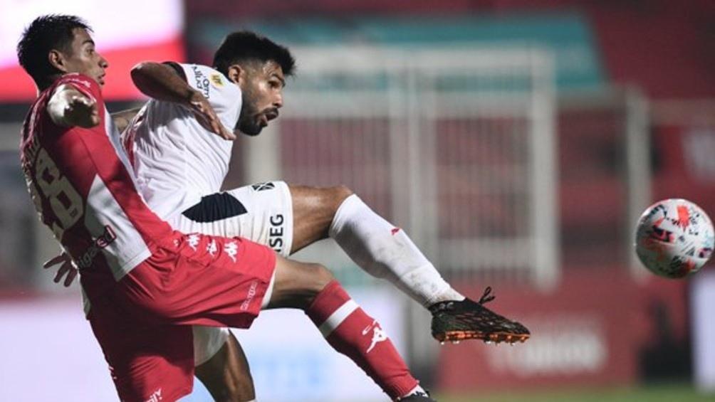 Independiente no mostró mucho en su último partido ante Unión.