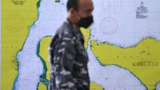Indonesia encontró el submarino con los 53 tripulantes muertos