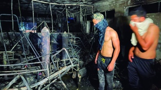 Tragedia en Irak: 82 muertos y más de 100 heridos por un incendio en un hospital