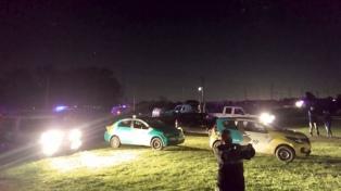 La Plata: desarticularon una fiesta clandestina con más de 200 personas