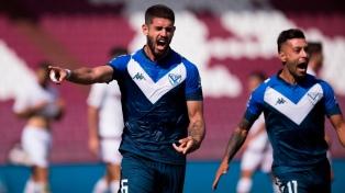 Vélez busca asegurarse el primer puesto de la zona B ante Patronato