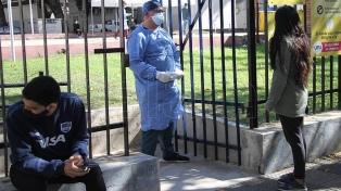 Murieron 452 personas y 24.463 fueron reportadas con coronavirus en el país