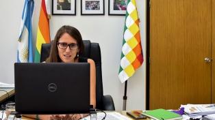 """El Ministerio de las Mujeres consideró """"fundamental"""" la sanción de la ley de Equidad en los medios"""