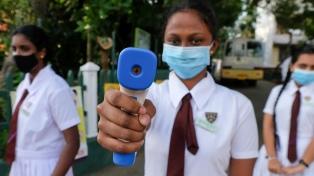 En Sri Lanka comienzan a detener a quienes no usen tapabocas en lugares públicos