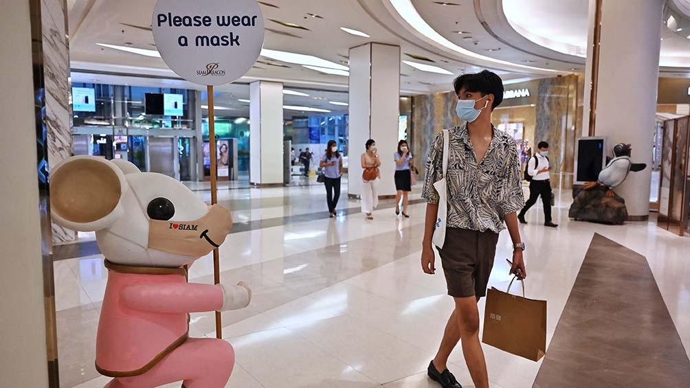Tailandia, con 70 millones de habitantes, acumula ya 57.500 casos de coronavirus contra solamente 29.000 a principios de abril.