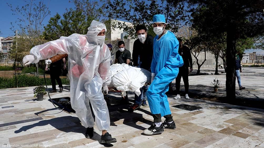 El gobierno iraní volvió a criticar el reparto de las vacunas a nivel mundial.