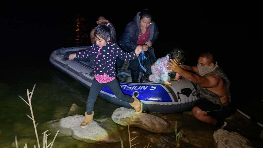 68.409 niños y niñas migrantes fueron detenidos en México entre 2016 y abril de 2018, y el 91% de ellos deportados a Centroamérica.