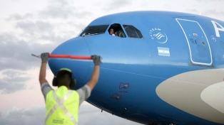 Partió un nuevo vuelo a China para traer más dosis de Sinopharm