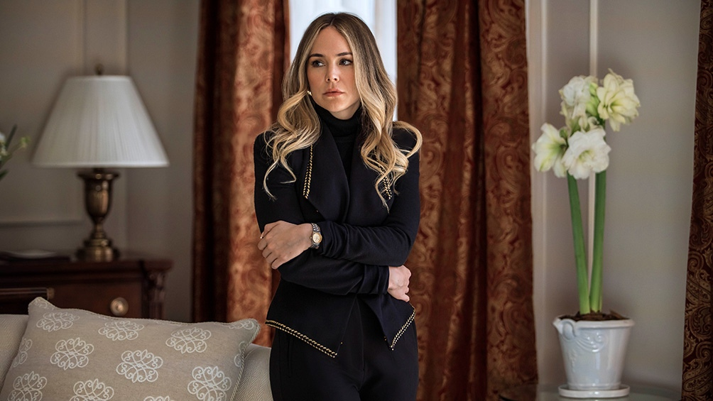 Michelle, la Argentina Macarena Achaga