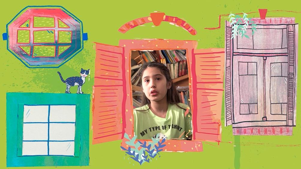 Que los niños interactúen como testigos y protagonistas para señalar algo que no funciona o que no debe ser así es uno de los aspectos del proyecto.