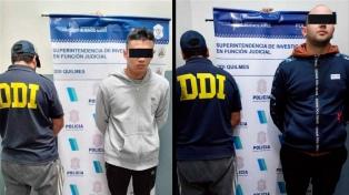 El hijo de un empresario, detenido por robar a comerciantes
