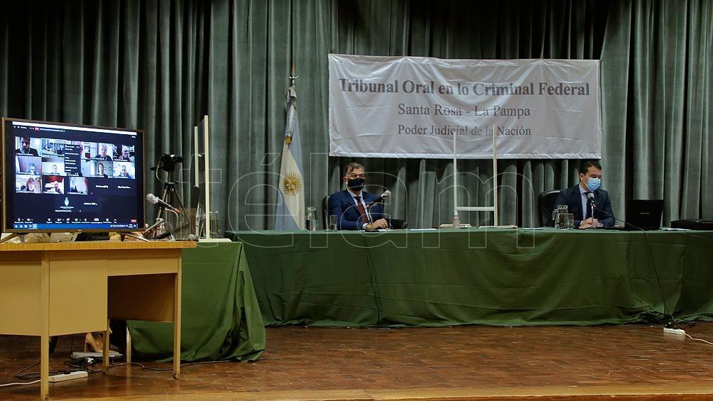 Las víctimas piden que el Tribunal siente en el banquillo de los acusados al exjefe de policía de La Pampa, Luis Baraldini.