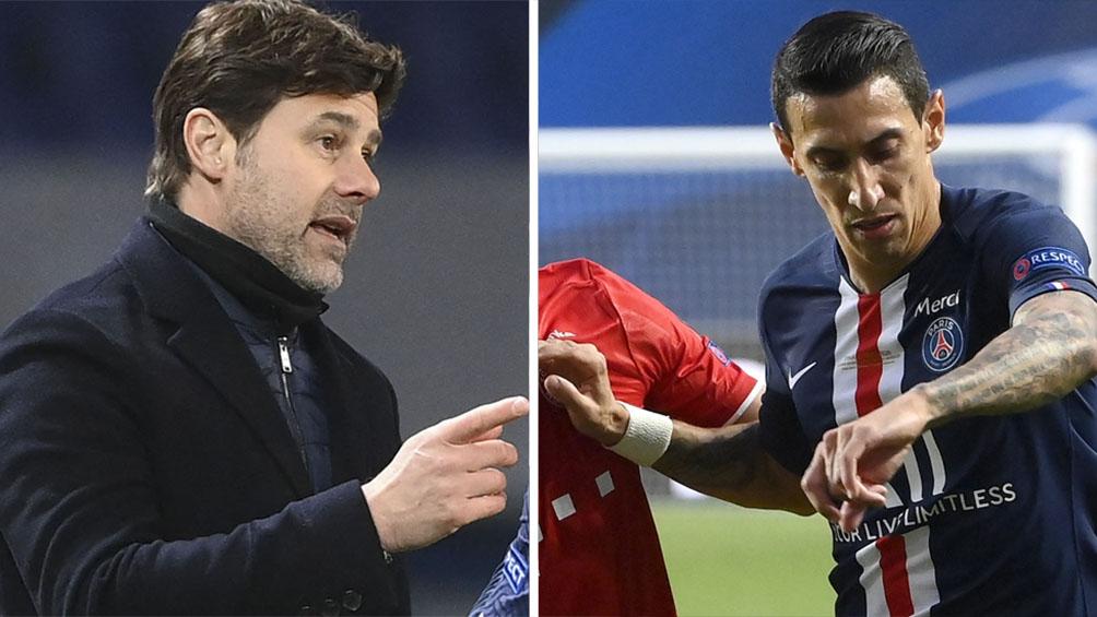 Pochettino y Di María fueron elogiados por exfutbolistas que jugaron en Francia