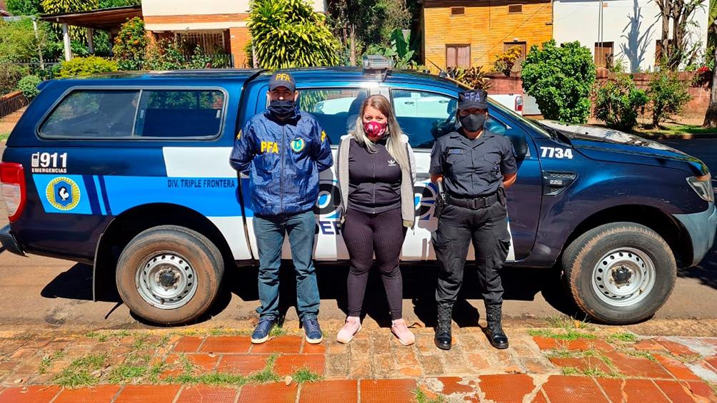 La última detenida por el crimen del policía en Barracas incriminó a los otros tres imputados