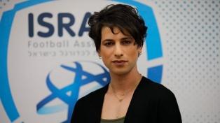 Se presentó la primera árbitro transgénero en el fútbol de Israel