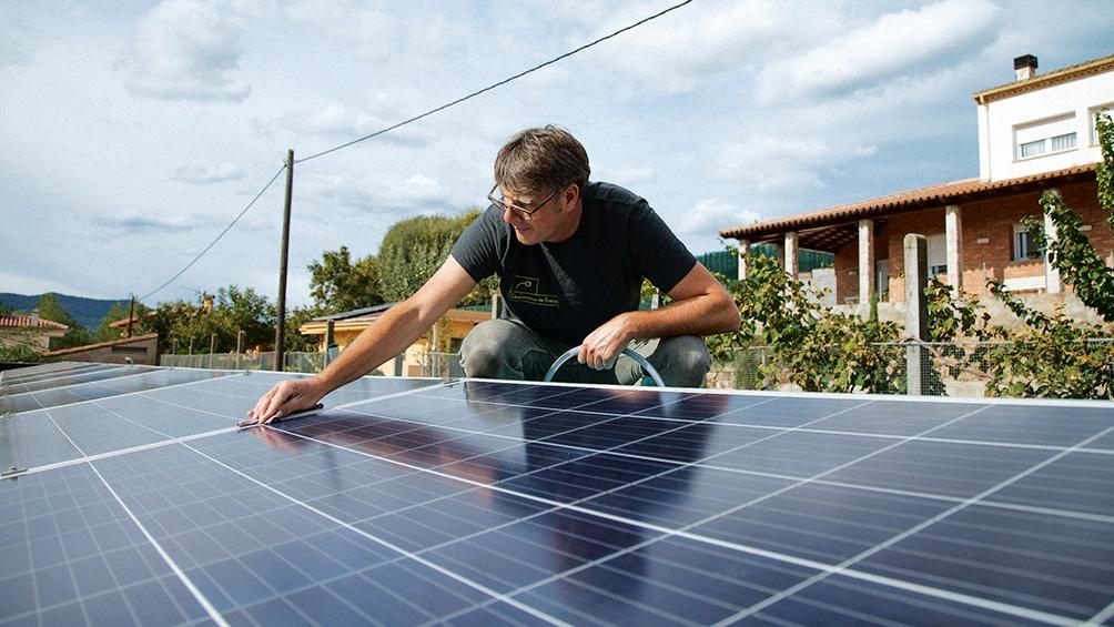 Trabajo acerca de energía renovable