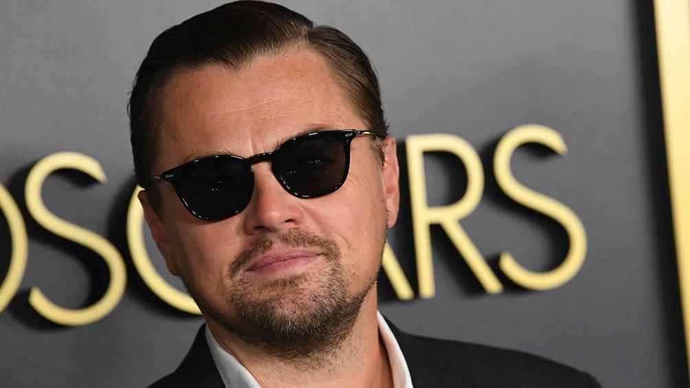 DiCaprio también productor
