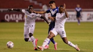 Vélez cayó ante Liga de Quito por la fecha 2 del Grupo G