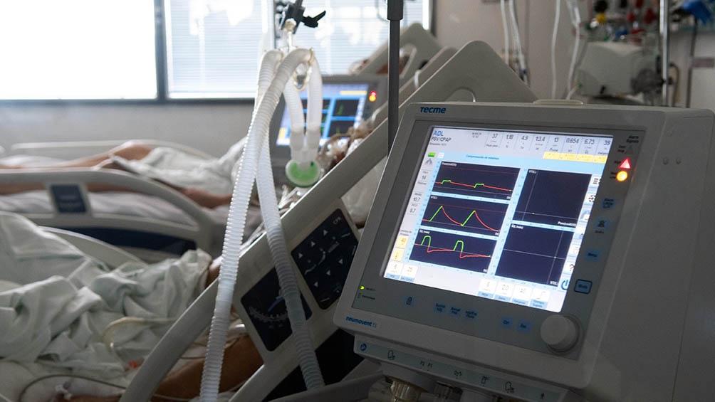 Se registraron 38 muertos y 912 nuevos contagios en las últimas 24 horas