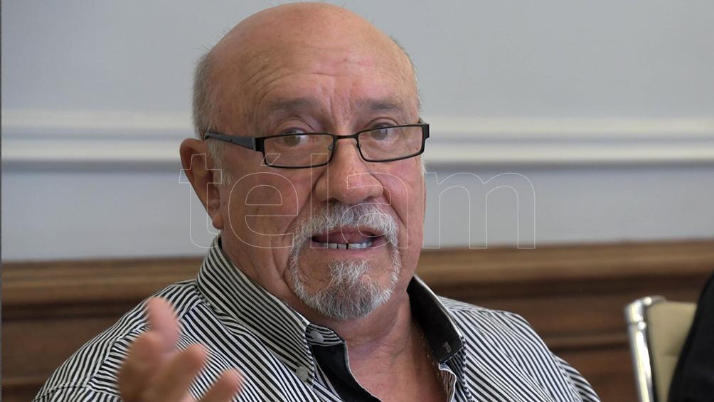Osvaldo Santoro, nuevo vicepresidente de RTA.