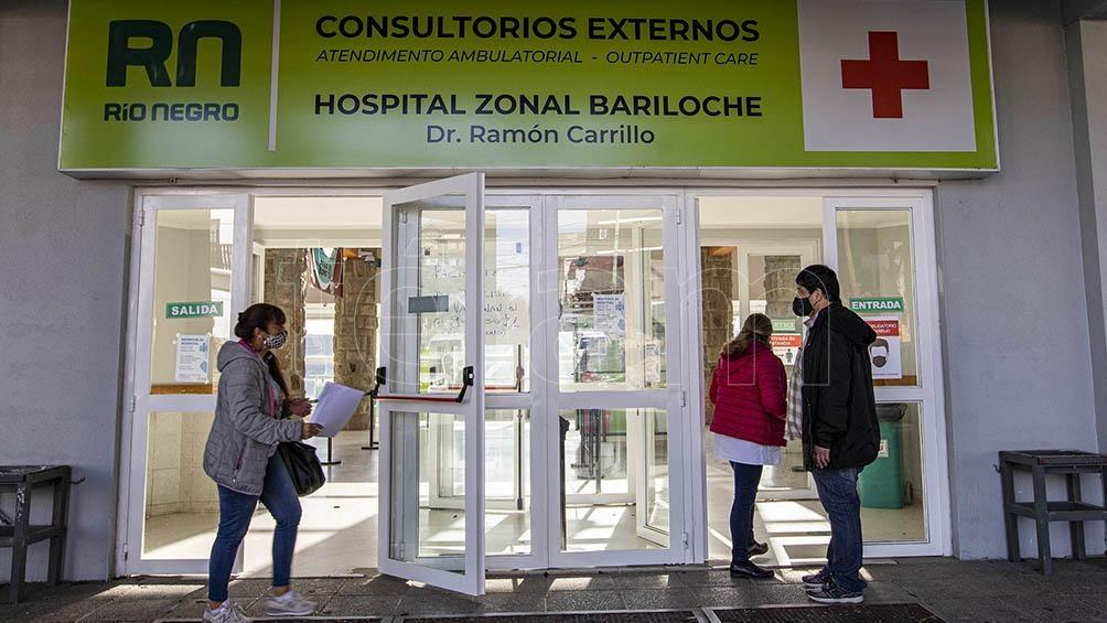 Los últimos reportes provinciales revelaron que en las salas de terapia intensiva de varios hospitales había altos niveles de ocupación de camas Covid