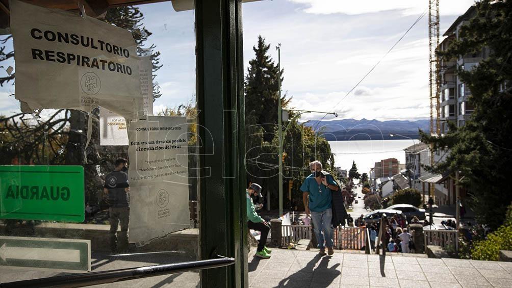 """La mandataria rionegrina ratificó que """"habrá controles estrictos para el cumplimiento del nuevo confinamiento sanitario""""."""