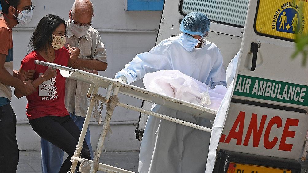 India había capeado con éxito la primera ola de la pandemia