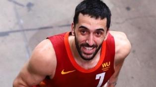 """Campazzo hizo récord de puntos y concretó su primer """"doble-doble"""" en la NBA"""