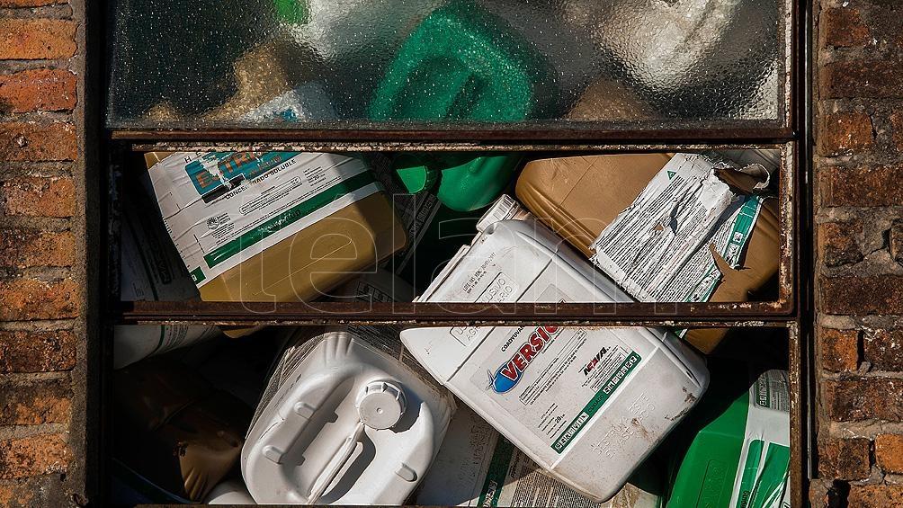 En 2019 fueron más de 70 las empresas agroquímicas que comercializaron poco más de 13 millones de envases de plástico en el sector productivo agropecuario de la provincia de Buenos Aires.