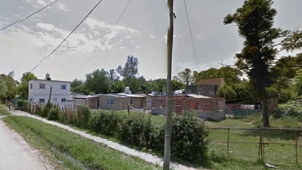 El hecho ocurrió en una propiedad situada en Nuestra Señora de Calcuta al 200, de Villa Rosa, Pilar.